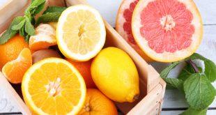 trái cây họ cam quýt tốt cho bệnh nhân tiểu đường